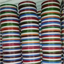 Multi Color Plastic Niwar