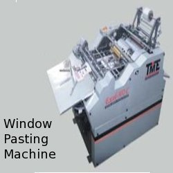 Window Pasting Machines