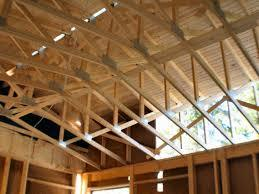 Wooden Collar Beam