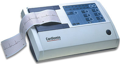 Cardiomin Ecg Machine