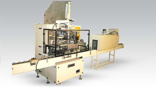 Industrial Neck Sleeving Machine