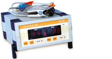 Oxypulse I (Table Top Pulse Oxymeter)