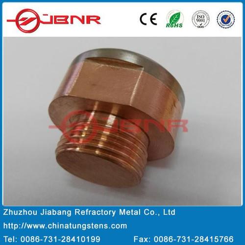 75wcu Nut Electrode For Projection Welding