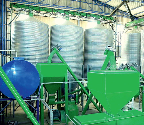 Compact Feed Mills in  Osb 2.Cd. No:18