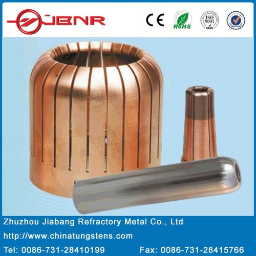 Copper Tungsten Alloy High Voltage Switches Contacts