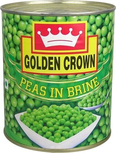 Golden Crown Green Peas
