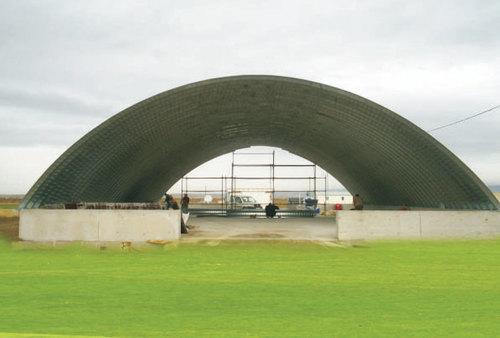 Hangars in  Osb 2.Cd. No:18