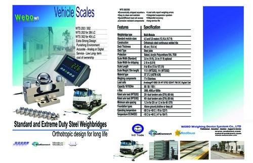 Weighbridge / Truck Scales