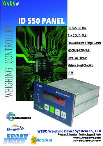 Weighing Automation Controller