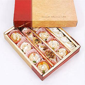 Assorted Kaju Sweets Box