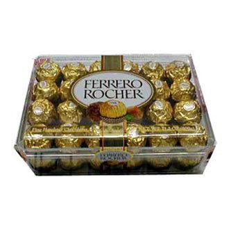 Fererro Rosher Chocolates