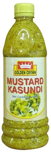 Mustard Kasundi Sauce