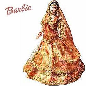 Wedding Barbie Doll