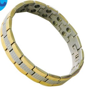 Titanium Bio Magnetic Bracelet and Scalar Pendant