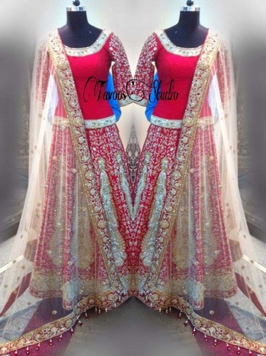 Latest Designer Bridal Lehenga