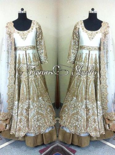 Latest Designer Party Wear Anarkali Suits