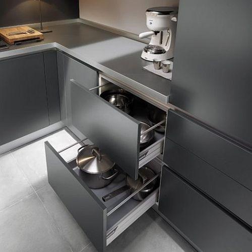 Modular Kitchen Basket In Opp. Janta Dairy