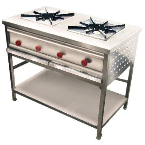 Two Burner Cooking Range in  New Area