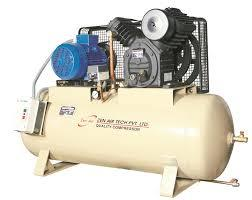 Two Stage Reciprocating Air Compressor in  Dholewal