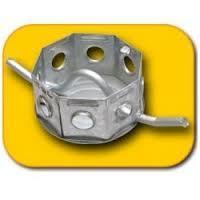 Fan Box Material: Galvanized Steel