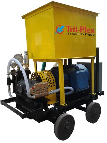 High Pressure Triplex Piston Pump 250 Bar
