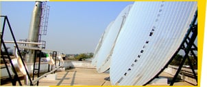 Solar Concentrator for Steam Generation