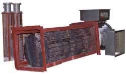 Reactivation Flange Heater