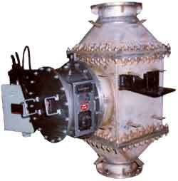 Recycling Gas Heater