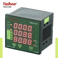 Programmable Digital Single Phase VIF Meter with Protection Relay