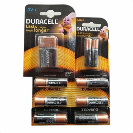 Duracell Aa, Aaa, 9v Battery