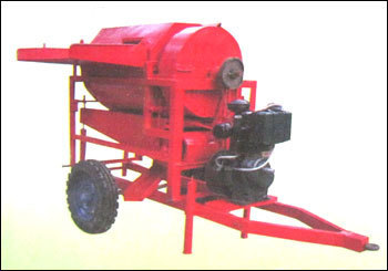 Agricultural Axial Flow Paddy Thresher