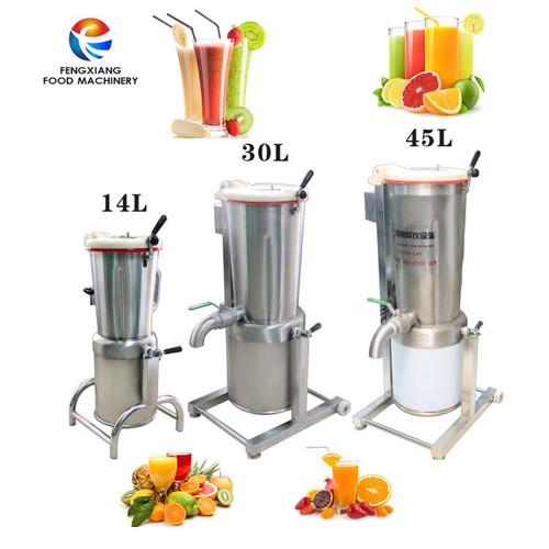 Fc-310 Mango Juice Processing Machine