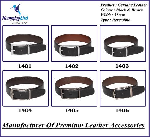 Genuine Leather Belt (P9)