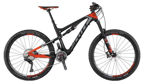 2017 Scott Genius 710 Mountain Bike
