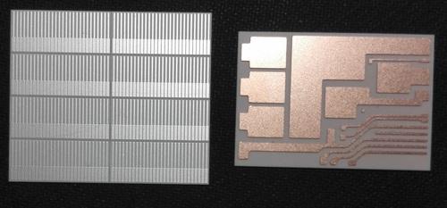 Aluminium Oxide And Aluminium Nitride Based Circuit Boards