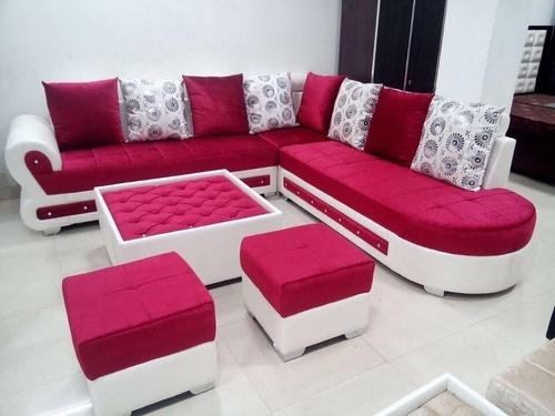 L Shape Sofa Set in  Raja Garden
