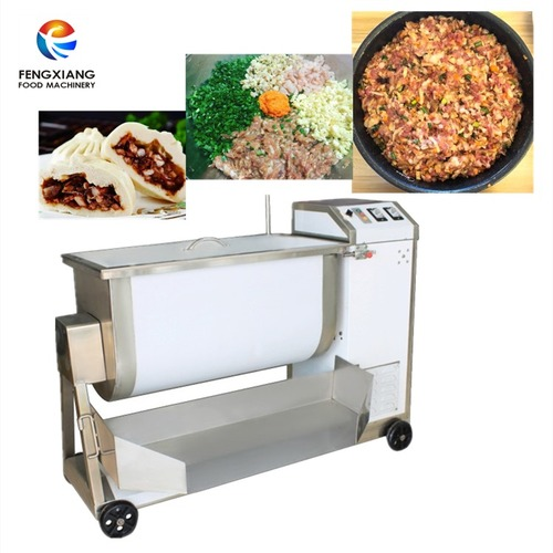 Single Axis Vegetable And Fruit Mixing Machine