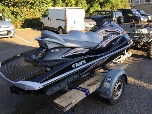 Yamaha Vx Cruiser Boat