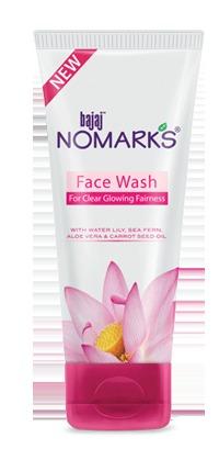 Bajaj Nomarks Face Wash For Normal Skin