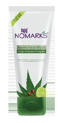 Bajaj Nomarks Neem Face Wash
