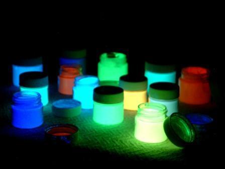 Night Glow Ink & Pigment