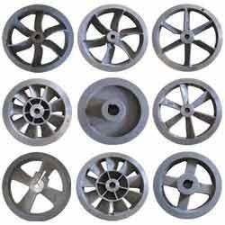 Air Compressor Belt Wheels