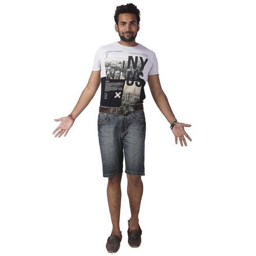 Denim Shorts in  Vikas Marg