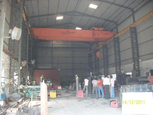 Heavy Double Girder Crane