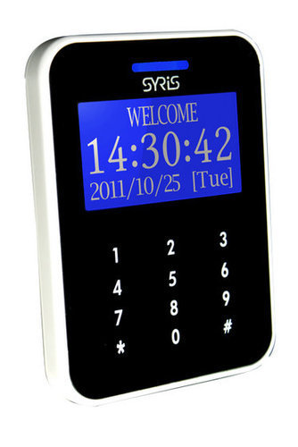Touch Keypad Lcd Display Reader