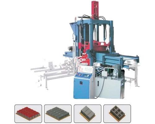 Fully Automatic Vibro Fly Ash Bricks And Paver Block Making Machine