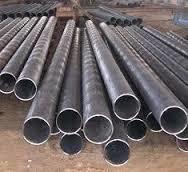 ERW Iron Pipes
