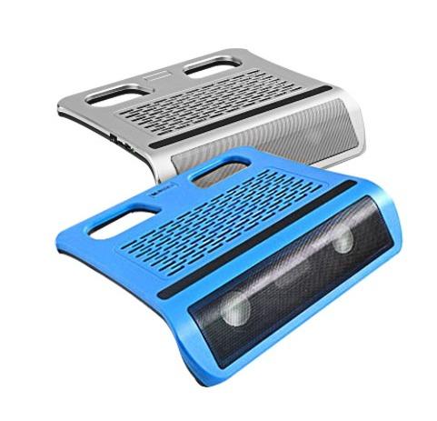 Laptop Cooling Fan with Speaker