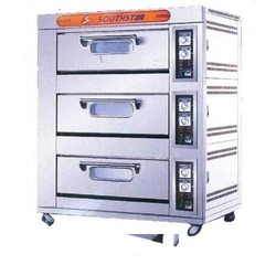 Gas And Electric Deck Oven