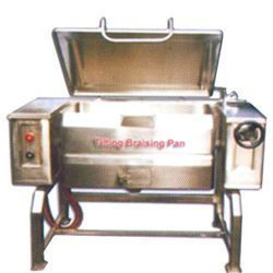 Tilting Braising Pan